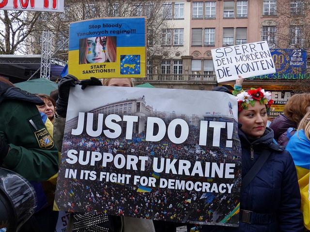 Demo Ukraine