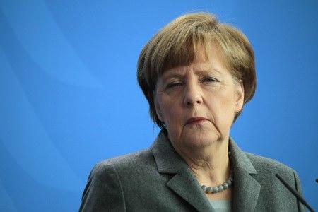 Angela Merkel zum Thema Atomwaffen