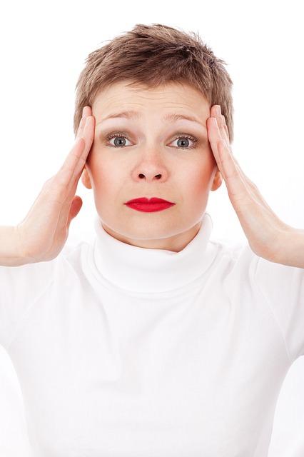 Augenflimmern bei Migräne