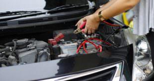 autobatterie wie lange aufladen