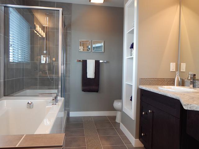 Badezimmer richtig lüften