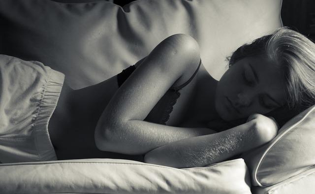 Immunsystem durch ausreichend Schlaf stärken