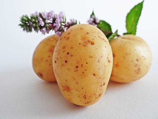 Kartoffel bei Cellulite