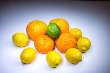 Zitrusfrüchte bei Cellulite