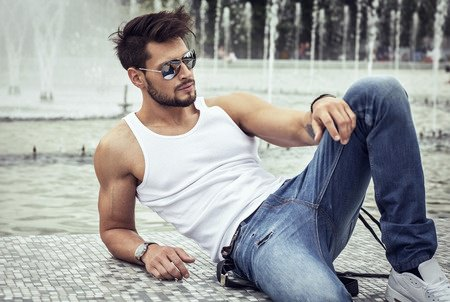 Jeans für Mäner