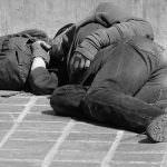 Warum gibt es Obdachlose in Deutschland?
