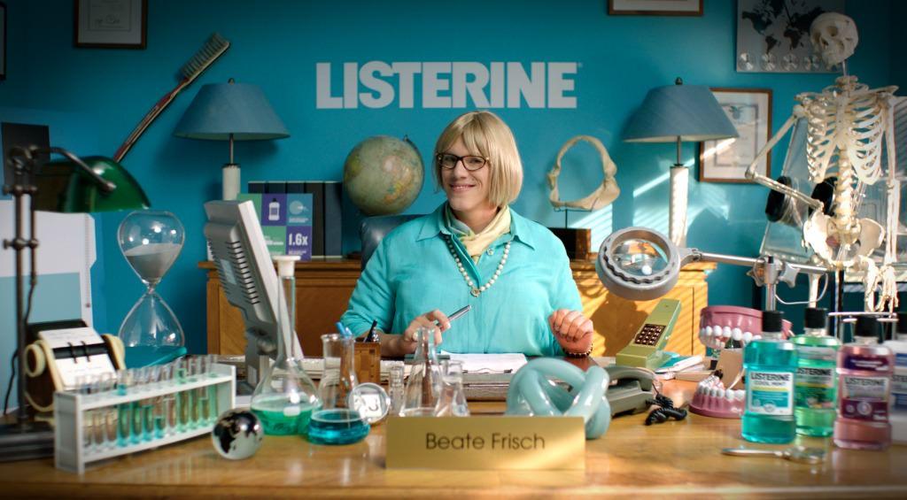 Listerine Beate Listero