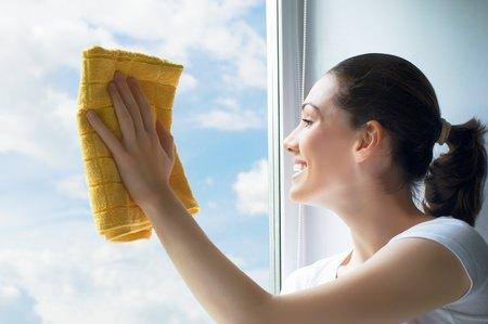 fenster putzen ohne streifen streifenfrei geht