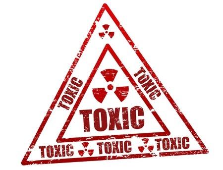 Bild: Warnung giftig