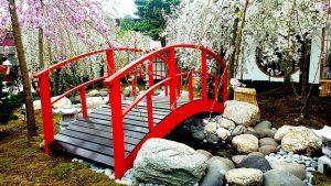Bild kaiserlicher Garten