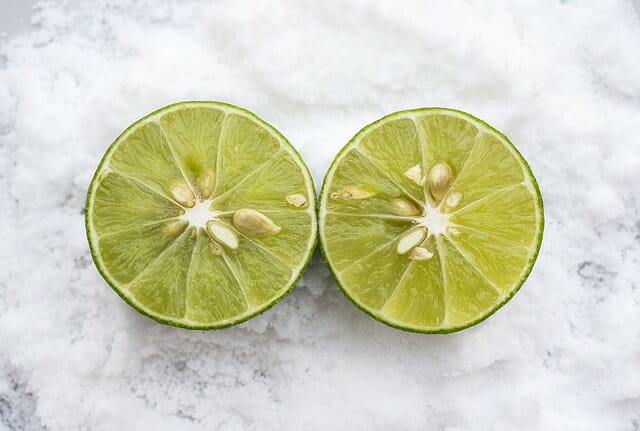 Bild Zitrone und Zucker