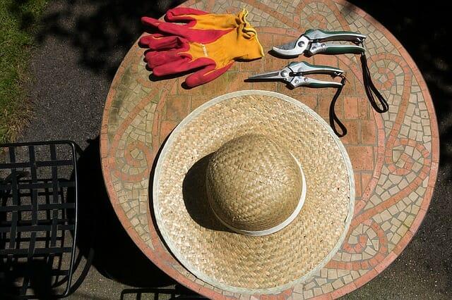 Bild Gartenwerkzeug