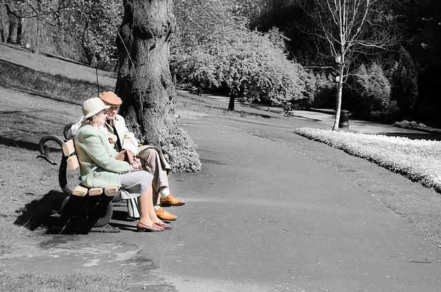Altersarmut bei deutschen Rentnern