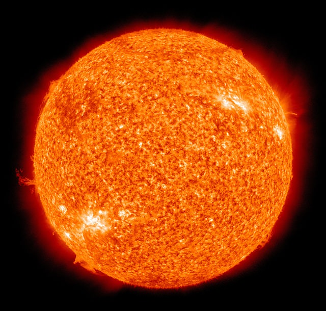 Klimawandel und Sonnenaktivität