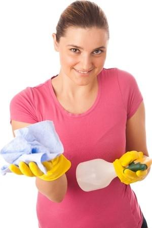 Backofen mit Spülmaschinentabs reinigen
