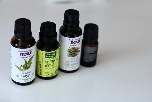 Filzstiftflecken mit Teebaumöl entfernen