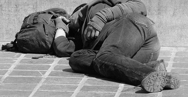 Obdachlosigkeit in Deutschland
