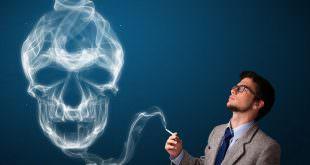wer raucht stirbt eher