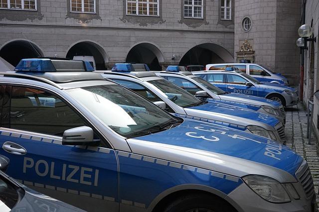 Diebstahlschäden der Polizei melden