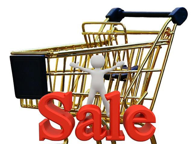 Sparen beim Einkaufen