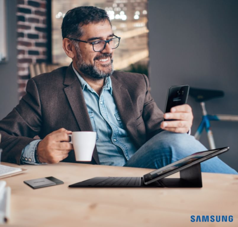 Samsung IT Solutions Kampagne