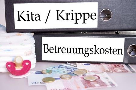 Bild KITA und Betreuungskosten
