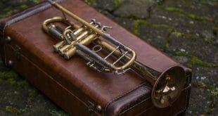 Bild Trompete aus Messing